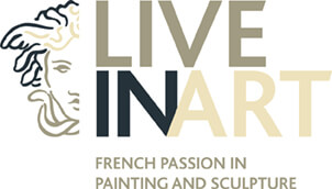 Live in Art logo