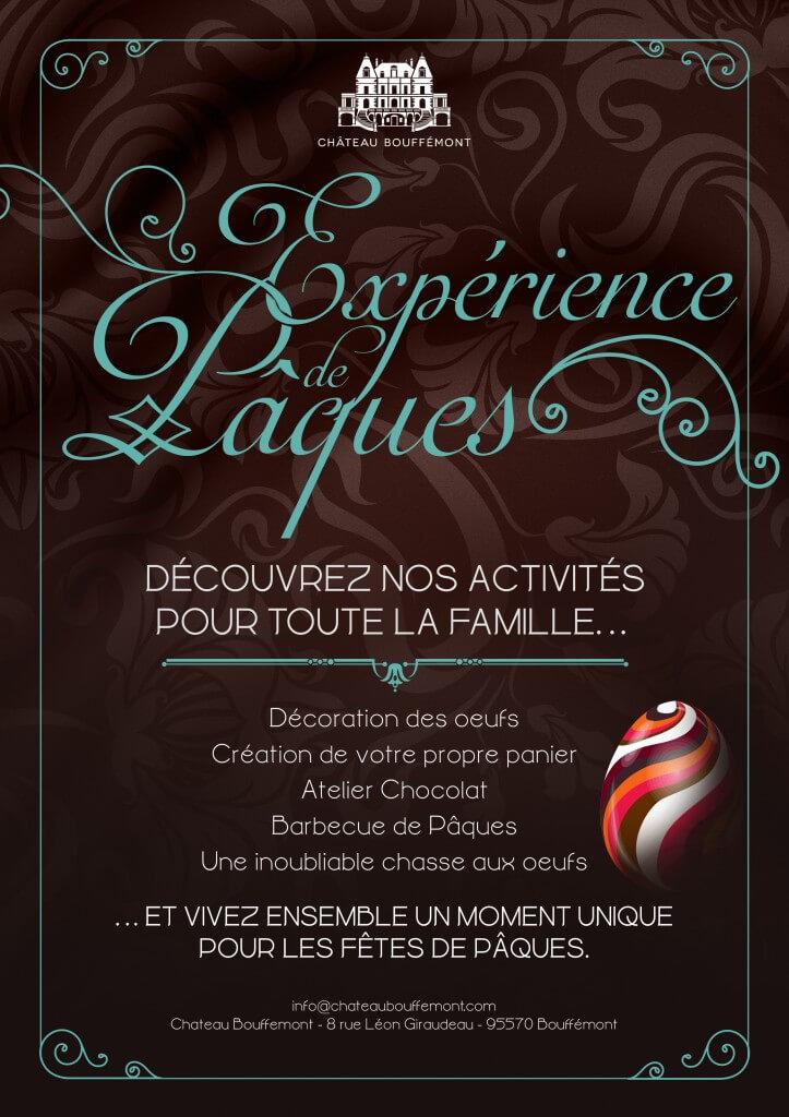activités Pâques Paris