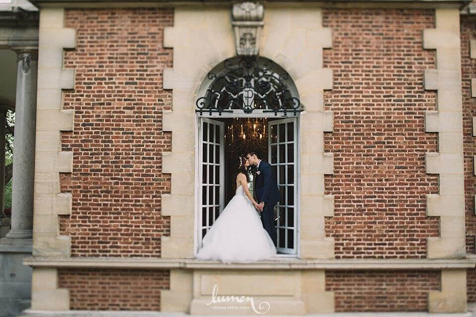 chateau bouffemont wedding in france