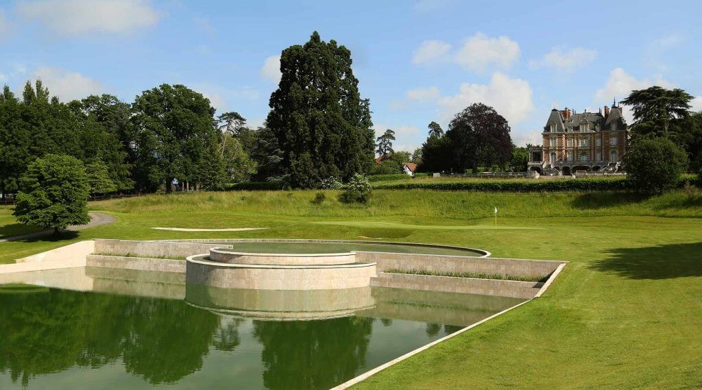 Chateau Bouffemont - golf