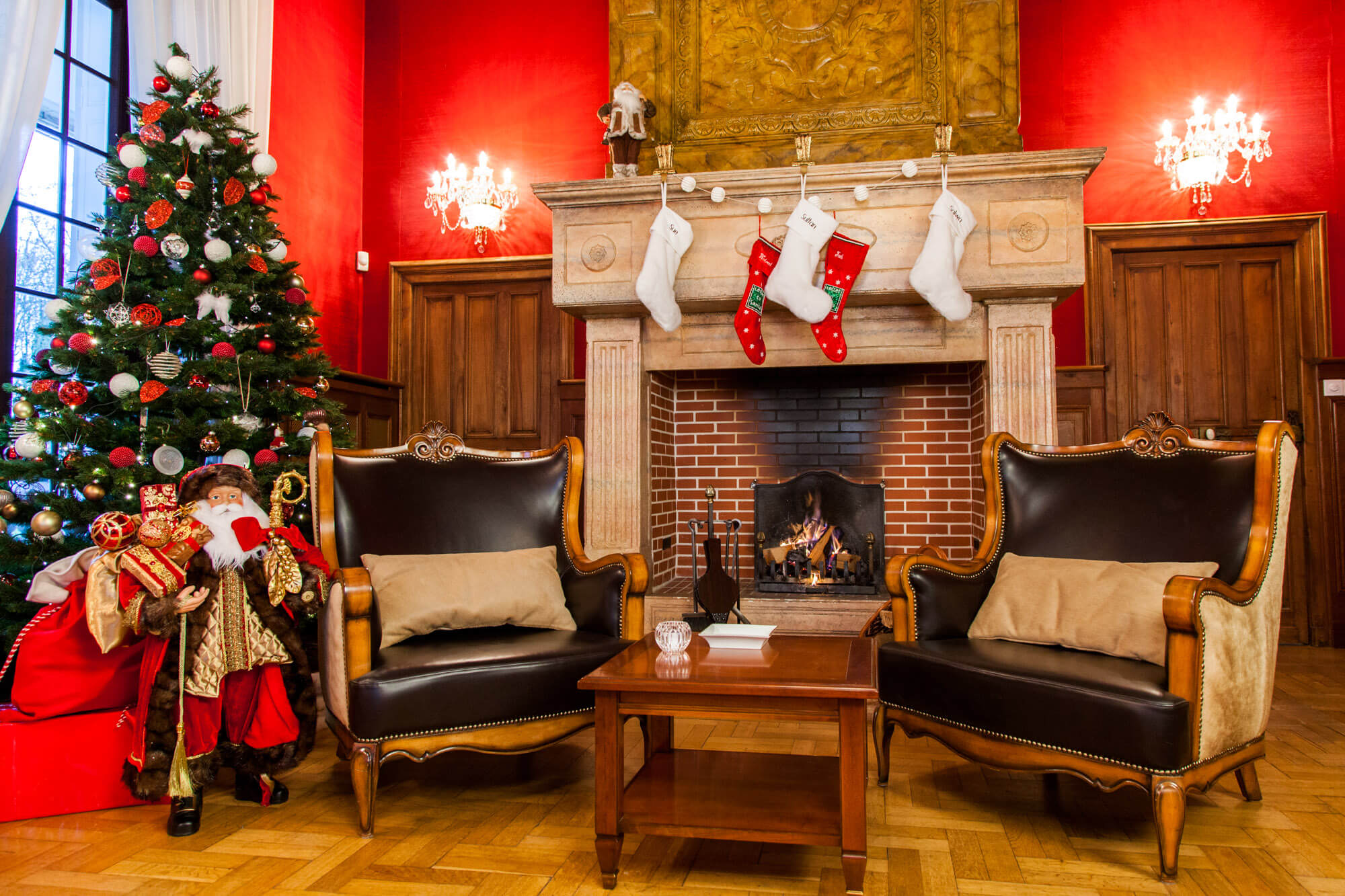Que Faire A Noel.Que Faire à Noël Au Château Bouffémont Chateau