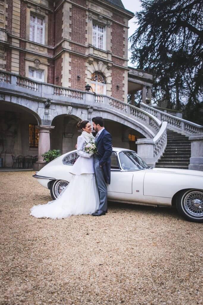 5 ideas idyllic winter wedding