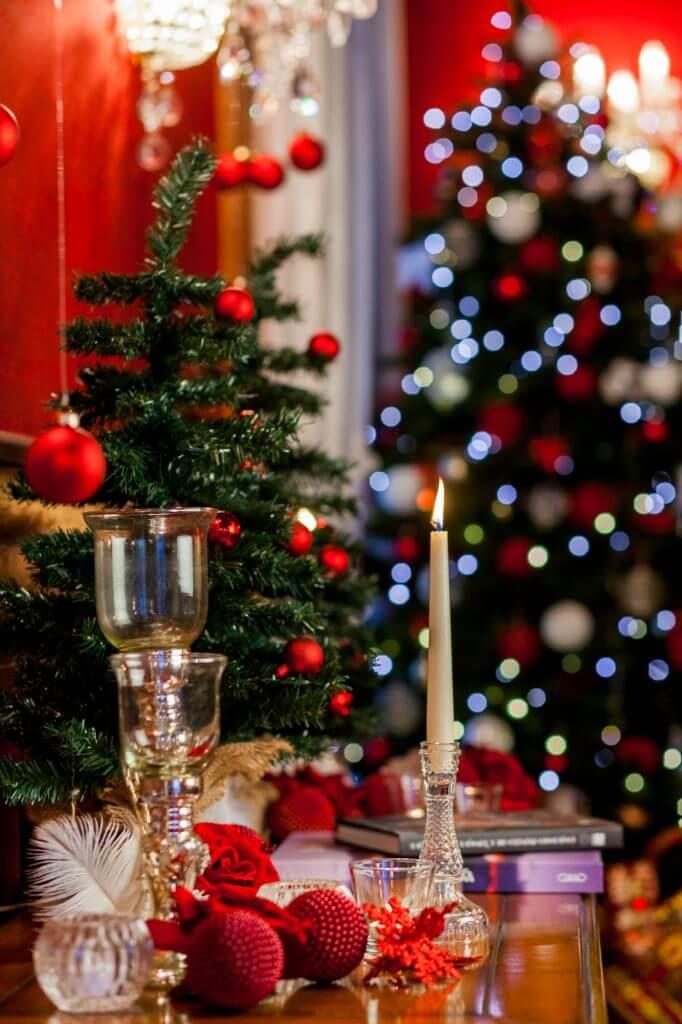 Christmas vacation at chateau