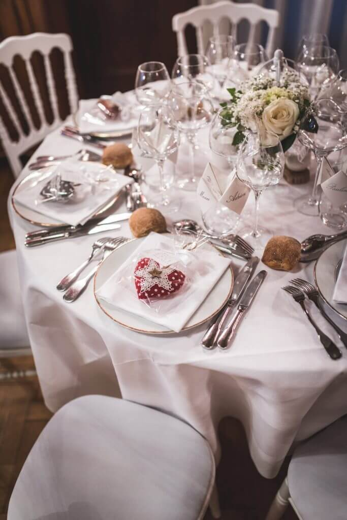 Inspiration for your wedding this Christmas season