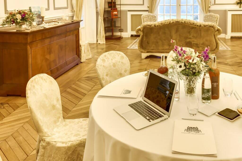 chateau corporate retreat