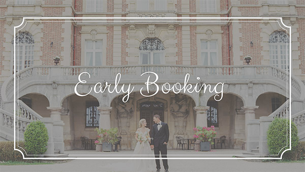 Early Book Offer
