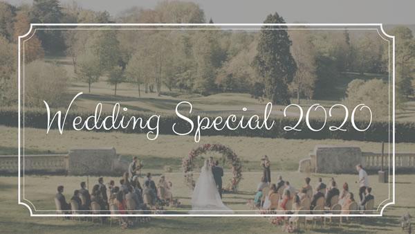 Wedding Special 2020 Offer